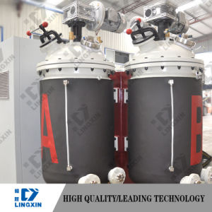 Polyurethane Air Filter Gasket Casting Machine CE Certificated pictures & photos