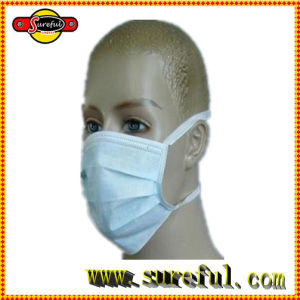 3 Ply Surgical Face Mask/Non Woven Face Mask pictures & photos