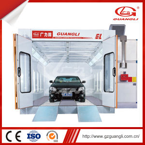 Gl Ce Approved Spray Booth Bake Oven Paint Booth (GL3-CE) pictures & photos