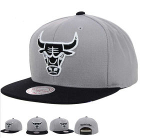 New Basketball Teams Colorful Embroidery Snapback Cap pictures & photos