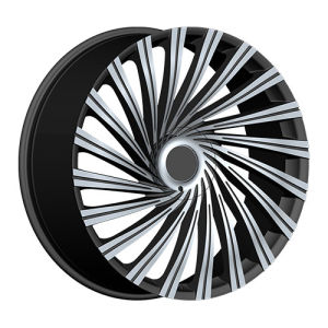 Alloy Wheels in Kaleidoscope Design pictures & photos
