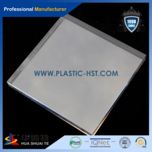 High Glossy Plexiglass PMMA Sheet in Lucite Material pictures & photos