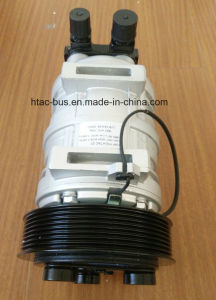 Heavy Duty Air Conditioner Compressor 215cc pictures & photos