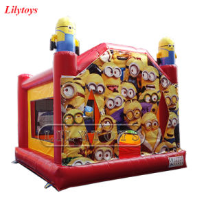 Top Quality Lilytoys PVC Tarpaulin Kids Bouncer Inflatable Castle pictures & photos