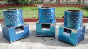 Automatic Chicken Plucker Machine with Electric Energy Saving pictures & photos