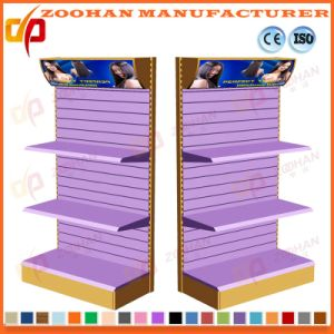 Manufactured Customized Supermarket Shop Shelving (Zhs202) pictures & photos