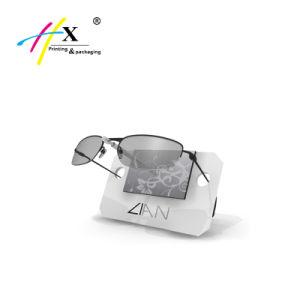 Metal Eyewear Display Rack, Luxury Sunglasses Display with Mirror pictures & photos