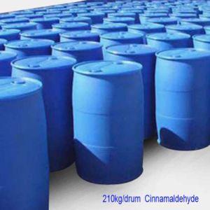 Pharmaceutical Intermediate Cinnamaldehyde CAS: 104-55-2 Yellow Liquild 99% Purity pictures & photos