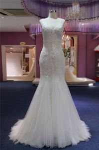 Elegant Lace Mermaid Bridal Wedding Dress Bridal Gown pictures & photos