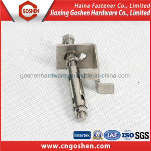 M6-M24 Stainless Steel Expansion Sleeve Anchor Bolt pictures & photos