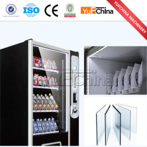 Outdoor Coin Operated Drink Vending Machine and Snack Food pictures & photos