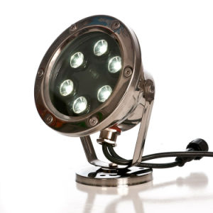 Fenlin DMX Control IP68 Stainless Steel LED Fountain Light pictures & photos
