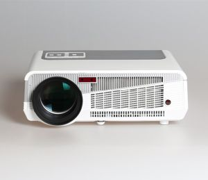 Full HD Android OS Home Theater LED 86+ Projector pictures & photos