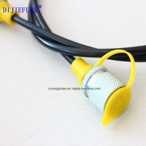 Pressure Testing Hose with Imported Kevlar Reinforced Layer pictures & photos