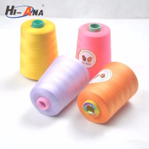 Hot Products Custom Design Dyedsewing Thread Spool Price pictures & photos