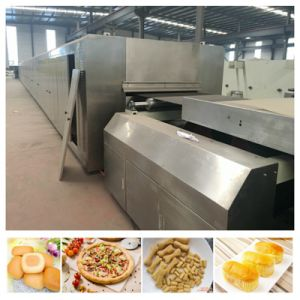 High Quality Large Output Automatic Walnut Sweet Cake Machine pictures & photos
