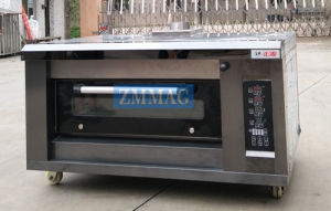 1 Layer Electric or Gas Deck Oven (ZMC-101D) pictures & photos