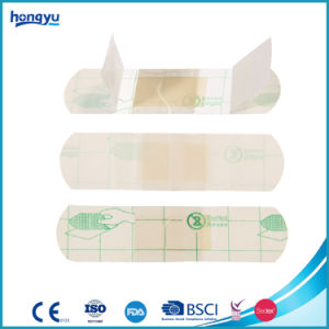 72*19mm Transparent PU Bandage for Pharmacy and Hospital pictures & photos
