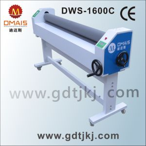 DMS Warm and Cold Roller High Stability Manual Laminator pictures & photos