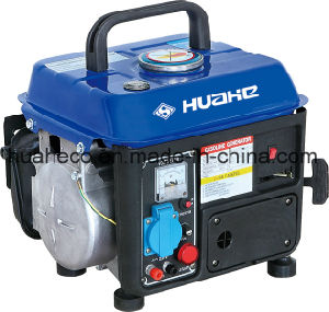 Small Portable Gasoline Generator with CE and TUV 650W-800W pictures & photos