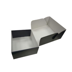 Printed Corrugated Cardboard Box White Inside Corrugated Shipping Box pictures & photos