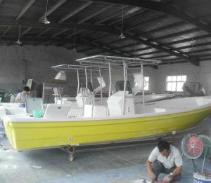 Liya 7.6m Fiberglass Fishing Panga Boat China pictures & photos