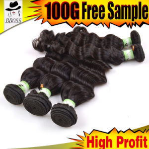 Good Choice of 6A Indian Remy Human Hair pictures & photos