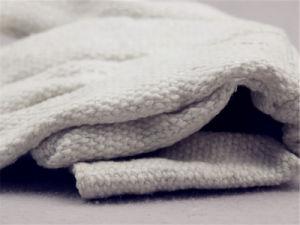 Ceramic Fiber Fireproof Cotton Working Glove Cotton Hand Glove-2321 pictures & photos