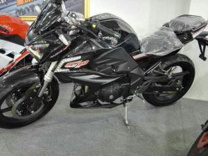 250cc New Disc Brake Alloy Wheel Street Bike (SL125-F5) pictures & photos