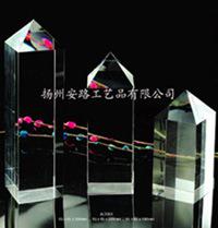 Crystal Blank Trophy (ALT091)