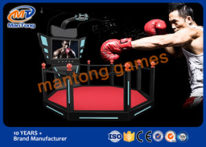 Vr Walking Platform HTC Vive 9d Standing Vr Space with Shooting Game pictures & photos