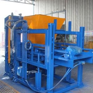 Concrete Hollow Block Production Line/Masonry Block Making Machine pictures & photos
