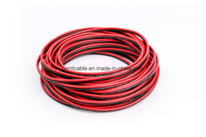 Black and Red Speaker/Audio Cable pictures & photos