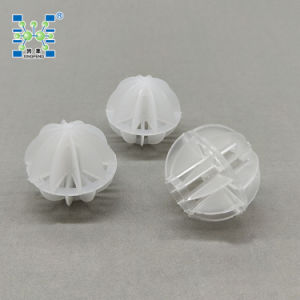 50mm Plastic Polyhedral Floation Hollow Ball pictures & photos