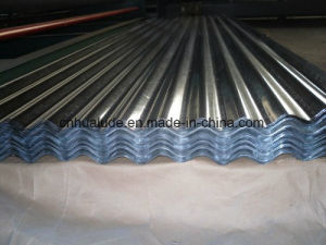 Galvanized Corrugated Roofing Sheet Gi pictures & photos
