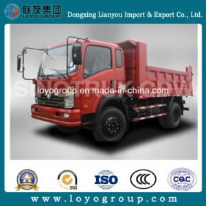 Sinotruk Cdw Dump Truck 4X2 Light Truck Tipper Truck pictures & photos