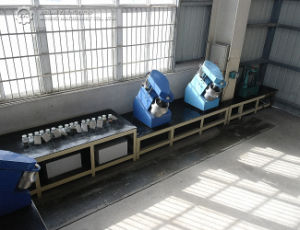 Particle Size of 5-25mm Ceramic Sand Granulators for Oil Fracturing Proppant Plant pictures & photos