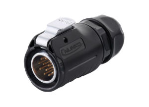 Lp-20 12 Pin Power Waterproof Connector pictures & photos