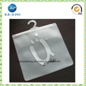 Wholesale Clear Plastic PVC Cosmetic Travel Bag (JP-plastic 035) pictures & photos