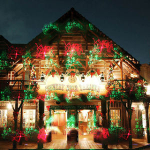 Garden Laser Light Projector with Chriastmas Images pictures & photos