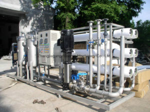 Bottled Drinks Mineral Water Making Machine pictures & photos