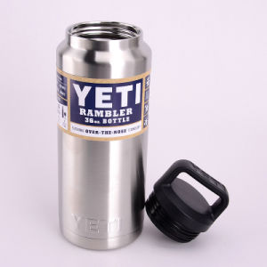 Stainless Steel Double Wall Vacuum Yeti 36oz Rambler Bottle pictures & photos