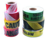 High Quality Low Price Custom Logo Printed Barrier PE Warning Tape pictures & photos