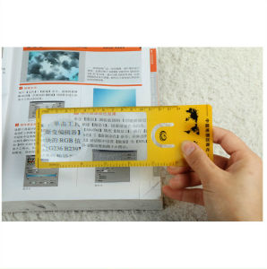 Promotional Handy Magnifying Lens Bookmark pictures & photos