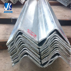 Prime Hot Dippe Galvanized Ribbed Angle Bar pictures & photos