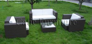 Outdoor Furniture/Outdoor Sofa (GS79D) pictures & photos