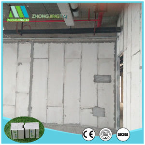 Easy Construction EPS Wall Panel Manufacturer EPS Cement Composite Panels pictures & photos