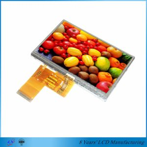 """Wide Viewing Angle 4.3"""" 480*272 700nits with RTP TFT LCD Module pictures & photos"""
