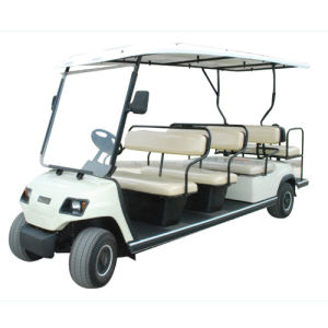 ISO Certificated 11 Seat Golf Cart (Lt-A4+2) pictures & photos