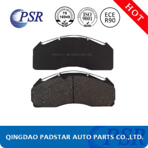 Truck &Bus Steel Mesh Backing Plate for Brake Pad Volvo pictures & photos